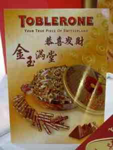 Für ein wahres Stück Schweiz verbürgt sich die Schokoladenmarke Toblerone. © at