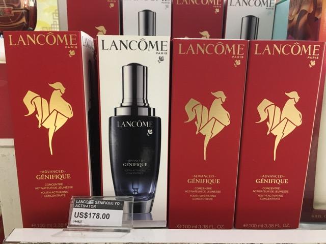 Lancôme Sonderedition zum Jahr des Hahns. @ at
