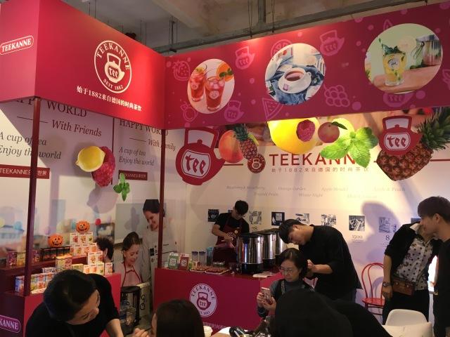 Teekanne x Shanghai Fashion Weekend. @ at